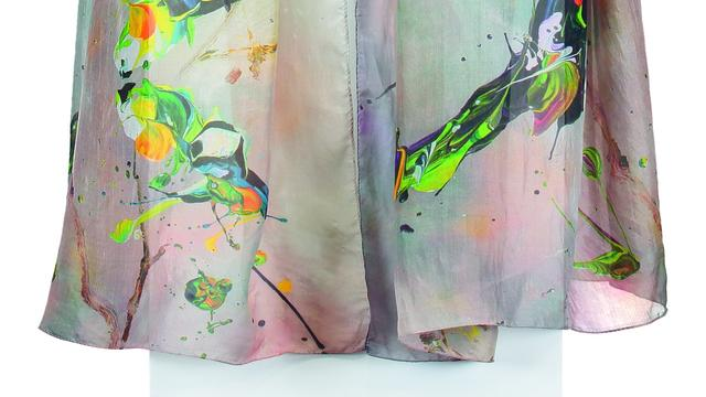 Claudia Sträter werkt samen met vier Nederlandse kunstenaars