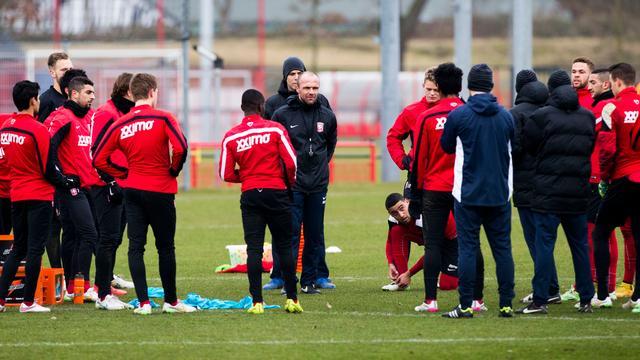 Schreuder hoopt dat straf KNVB spelers Twente motiveert