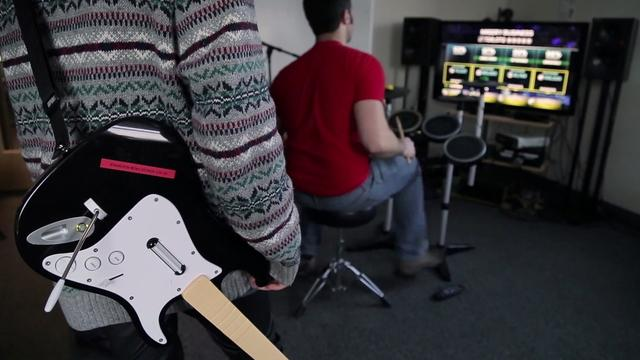 Rock Band 4 aangekondigd voor Playstation 4 en Xbox One