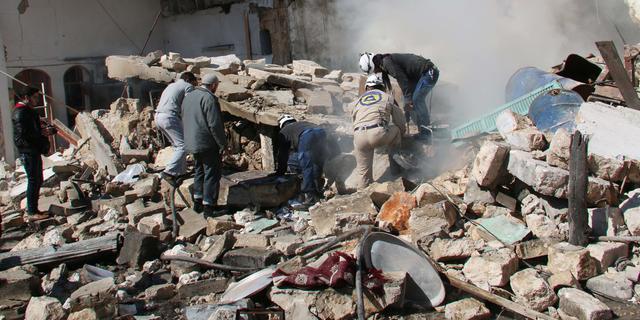 'Syrische luchtbombardementen Aleppo treffen ook klinieken'