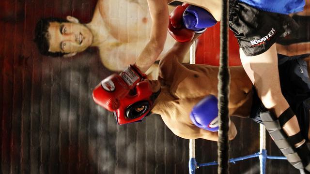 Na jarenlang verbod weer een groot vechtsportgala in Amsterdam
