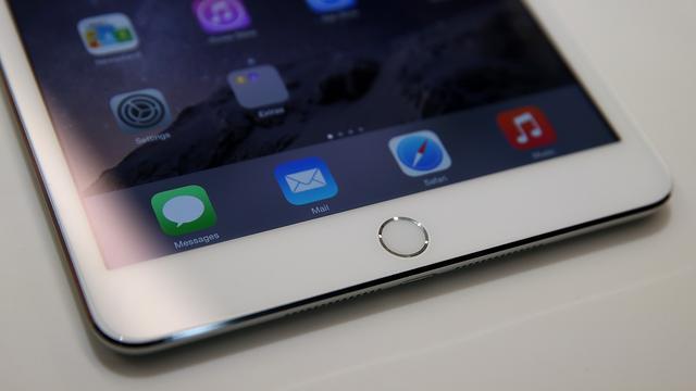 'Nieuwe iPad Air beschikt niet over drukgevoelig scherm'