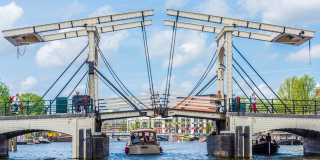 Amsterdam op nummer elf als 'meest leefbare stad' ter wereld