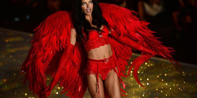 Adriana Lima stopt als model bij Victoria's Secret