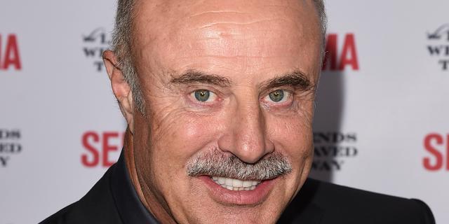 Dr. Phil met 79 miljoen euro best betaalde presentator ter wereld