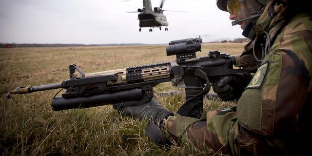 Geen nieuw onderzoek PX-10 bij Defensie