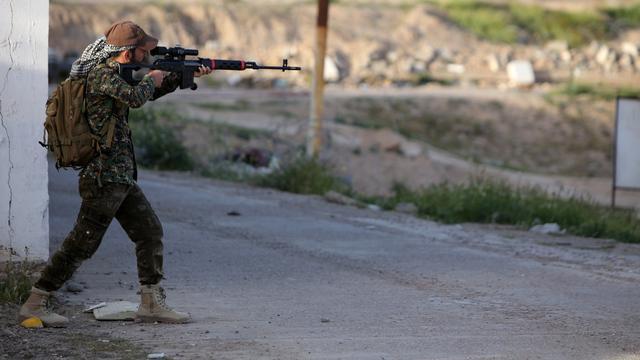'Leger Irak bereikt vrijdag poorten Tikrit'