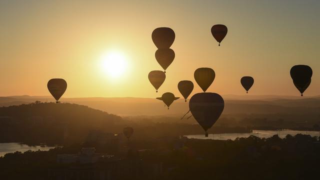 Franse toerist komt om bij ongeluk met heteluchtballon in Turkije