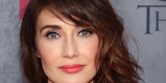 'Carice van Houten heeft relatie met tegenspeler Guy Pearce'