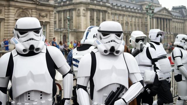 Diego Luna speelt hoofdrol in Star Wars: Rogue One