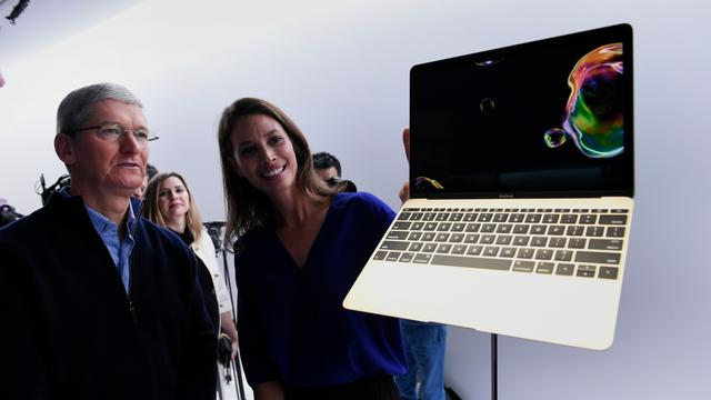 'Goedkopere MacBook wordt in september onthuld'