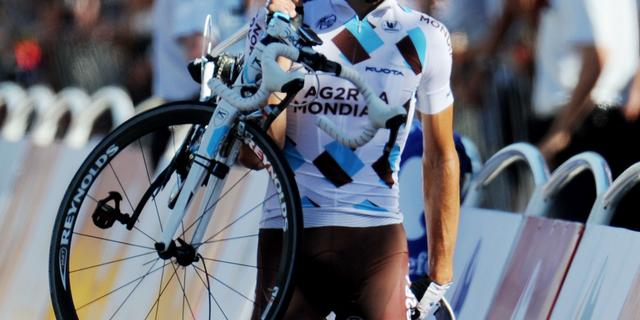 Franse renner Mondory test positief op epo