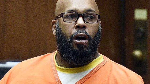 Suge Knight krijgt 28 jaar celstraf voor doodslag