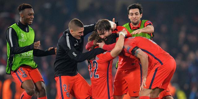 PSG schakelt Chelsea uit na kraker in Champions League