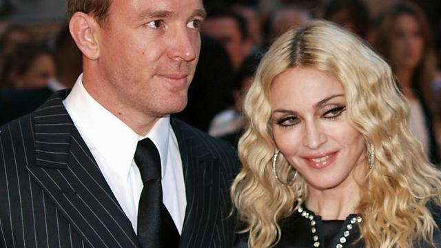 'Guy Ritchie neemt advocaat voor voogdijzaak tegen Madonna'