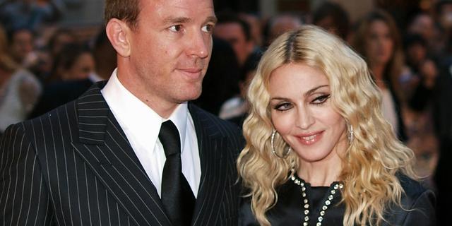 Madonna voelde zich 'opgesloten' tijdens huwelijk met Guy Ritchie