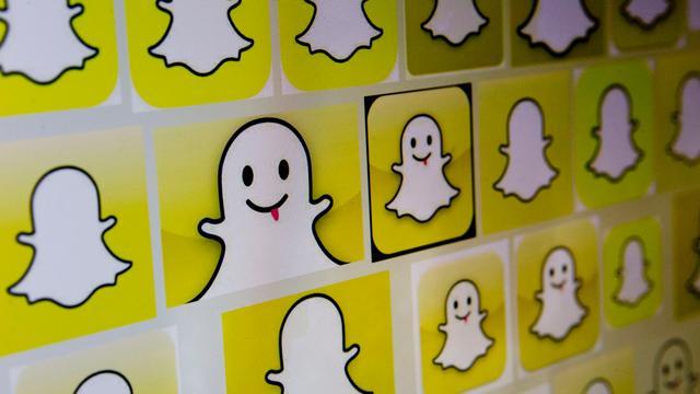 Moederbedrijf Snapchat haalt verwachtingen niet in eerste kwartaal