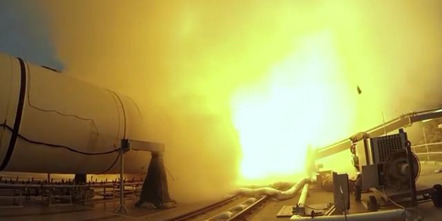 NASA test grootste en krachtigste raketmotor ooit
