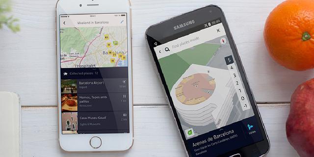 Kaartendienst Here voegt live verkeersdata via autosensoren toe