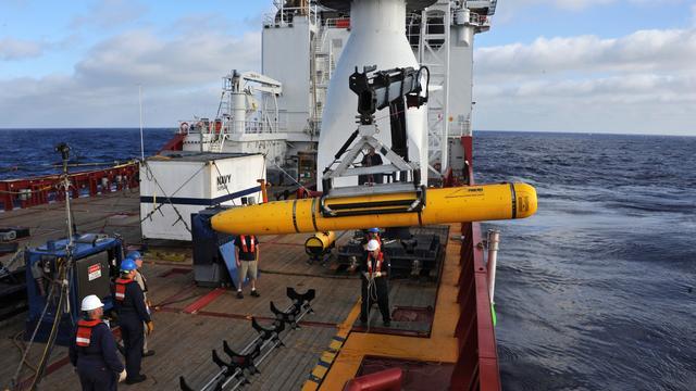 Scheepswrak gevonden bij zoektocht naar vliegtuig MH370