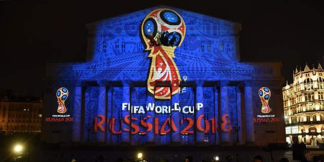 FIFA maakt aanvangstijdstippen WK 2018 bekend