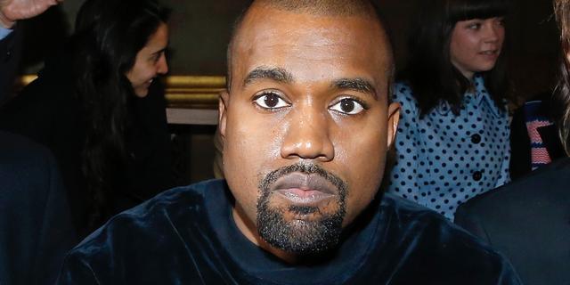 Onbekende demo Kanye West 'gelekt'