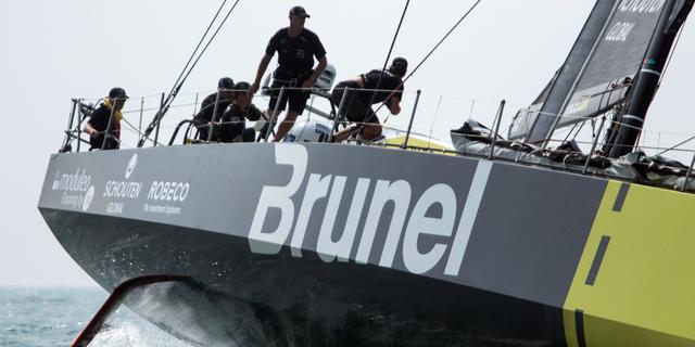 De Ridder versterkt Team Brunel in Ocean Race na schorsing