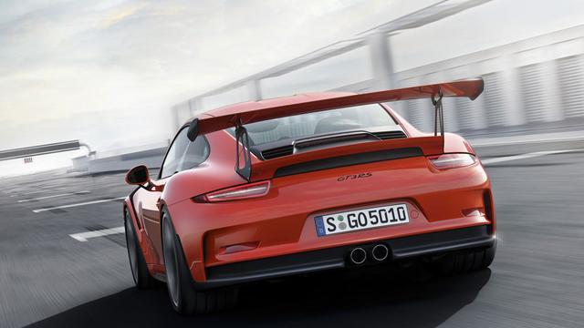 'Porsche komt met puristische 911 GT'