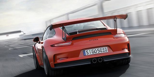 Porsche bepaalt prijs 911 GT3 RS