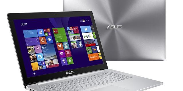 Asus introduceert 4K-laptop voor 1749 euro