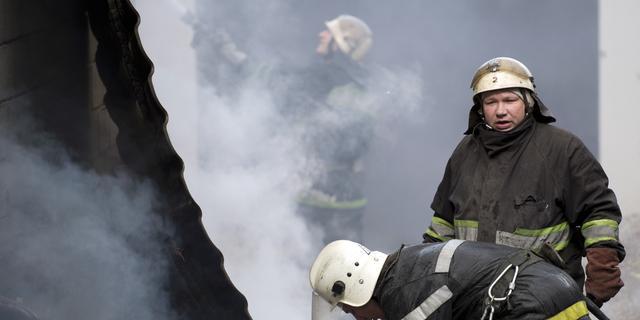 Mogelijk tientallen doden bij brand in Russisch winkelcentrum