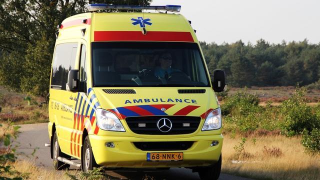 Twee gewonden bij ongeval Goes