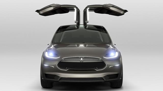 Ook 'Ludicrous Mode' voor Tesla Model X