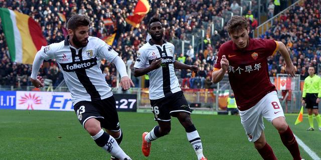 Wederom puntenaftrek voor noodlijdend Parma in Serie A