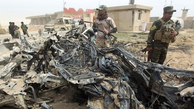 Vele tientallen doden door autobommen in Irak