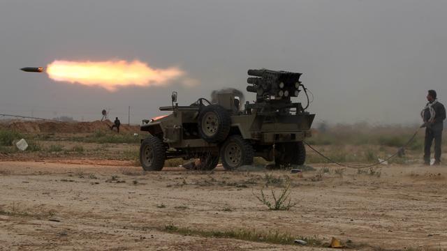 Doden door zelfmoordaanslag op Iraakse basis