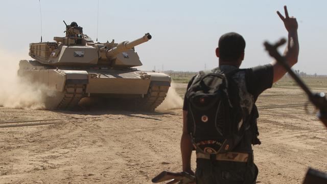 'Iraaks leger heeft Tikrit heroverd op IS'