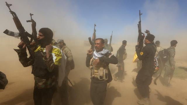 Irak claimt herovering Tikrit van Islamitische Staat