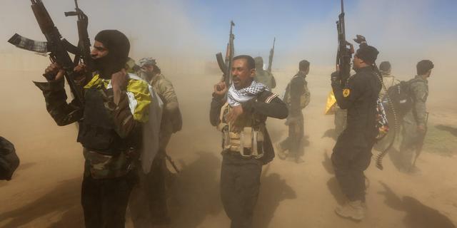 'Iraakse troepen bevrijden Tikrit binnen 72 uur'