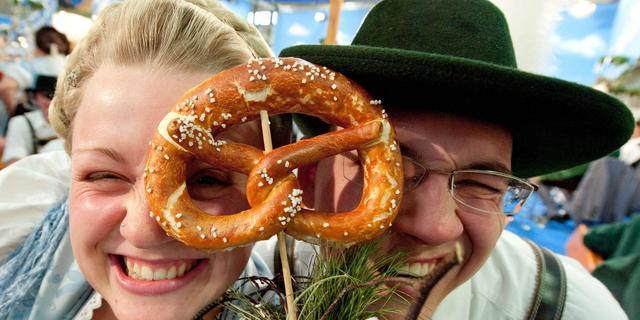 Archeologen vinden Duitse pretzel van 250 jaar oud