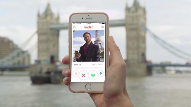 Interne Tinder-score houdt aantrekkelijkheid gebruiker bij