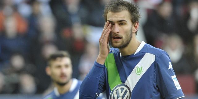 Wolfsburg mogelijk zonder topscorer Dost tegen Freiburg