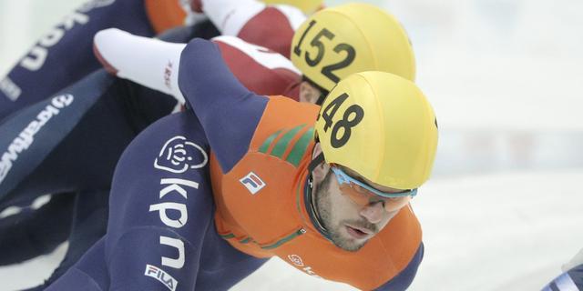 Titelverdediger Nederland naar WK-finale relay
