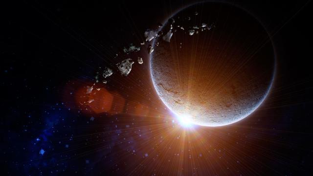 'Kleinste planetoïde ooit waargenomen'