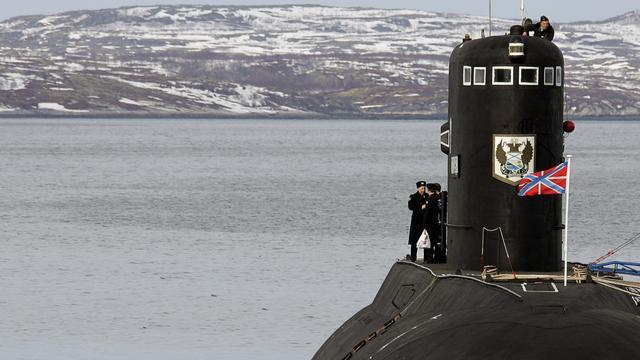 Rusland schroeft aantal onderzeese patrouilles op