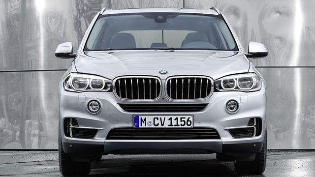 BMW X5 xDrive40e heeft 14% bijtelling