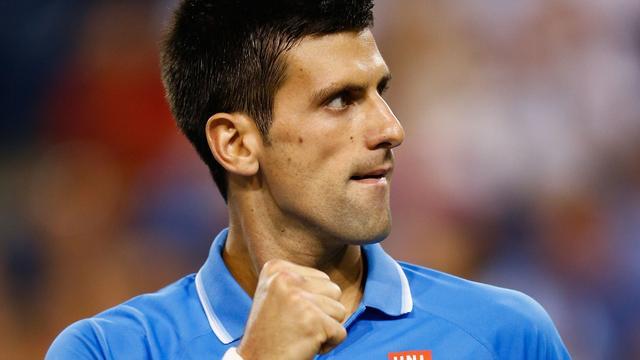 Djokovic en Murray plaatsen zich voor achtste finales Indian Wells