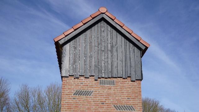 Nieuw onderkomen voor vleermuizen in Eemshaven