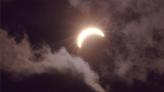 In 1999 voor het laatst grote zonsverduistering