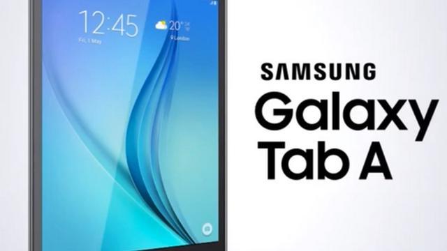 Samsung presenteert middenklasse Galaxy Tab A-tablet